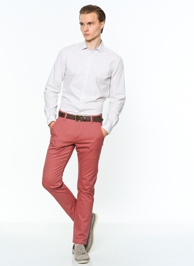 Dockers Pantolon | Slim Tapered Pembe